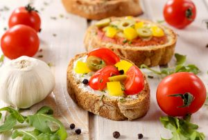 Bruschetta - Value Pack Finger Food Menu Melbourne