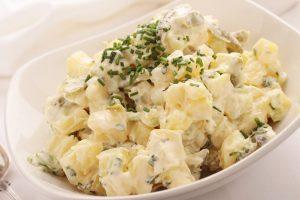 Stockmans Potato Salad - Hot Value Spit Roast Menu Melbourne